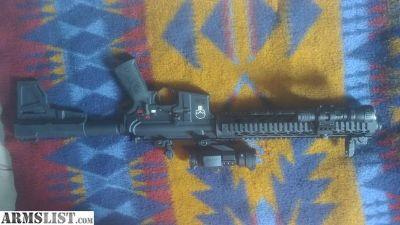 For Sale: Custom ar 15 pistol