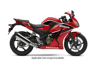 2018 Honda CBR300R Sport Motorcycles Irvine, CA