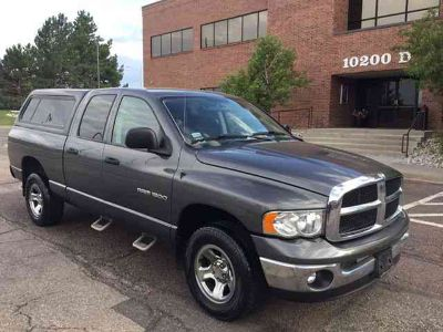 Used 2003 Dodge Ram 1500 Quad Cab for sale