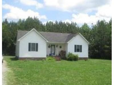 3 Bed 2 Bath Foreclosure Property in Sutherland, VA 23885 - Tranquility Ln