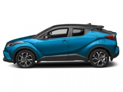 2019 Toyota C-HR (Blue Flame W/Blk Roof)