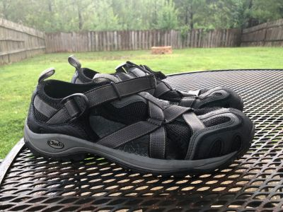 Men s Chaco Outcross Web Water and Trail Shoe