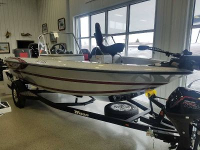 2018 Triton 186 Allure Ski and Fish Boats Kaukauna, WI