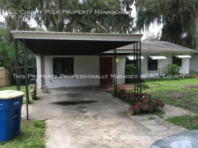 2 Bedroom 1 Bathroom Single Family Home
