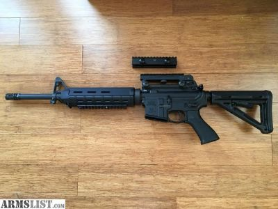 For Sale: Midlength Palmetto State Armory AR15