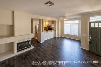 Recently Upgraded 2 BR, 2.5 BA in townhome in Elysian Complex in Carmel Valley!!