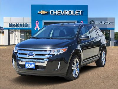 2014 Ford Edge 4d SUV FWD SEL