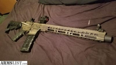 For Sale/Trade: Bushmaster with extras