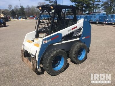 Bobcat 763 Skid-Steer Loader