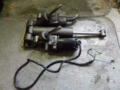 Buy 1989 Mariner 135 HP Mercury 2.0L V6 XR4 Trim Tilt Motor Ram Complete Asm. 3 Wire motorcycle in Port Charlotte, Florida, United States, for US $319.46