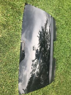 2000 - 2006 Chevy Tahoe Rear Glass