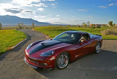 Low Mileage Custom Show Winning 2-owner 2007 Z-51 Corvette -