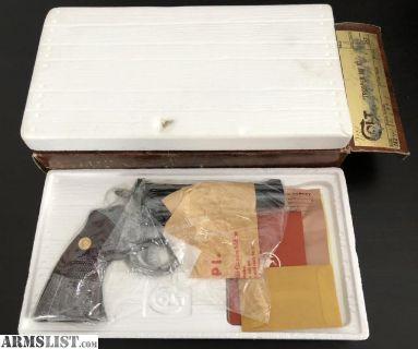 For Sale: COLT Trooper 4