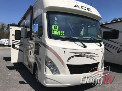 2018 Thor Motor Coach ACE 32.1