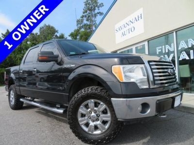 2010 Ford F-150 XL (Black)