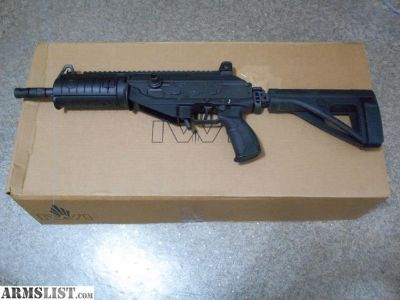 For Sale: IWI GALIL ACE 7.62x39 PISTOL W/ FOLDING BRACE
