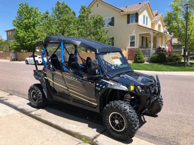 2014 Polaris RZR 4 800 EPS