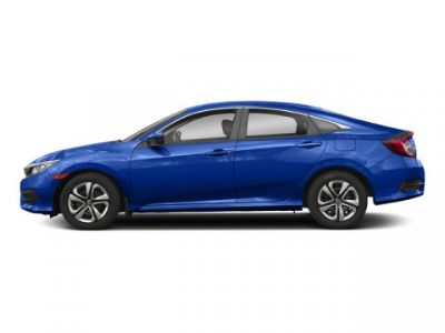 2018 Honda CIVIC SEDAN LX (Aegean Blue Metallic)