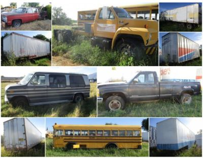 WEST HAVEN, UT Vehicle & Semi Trailer..