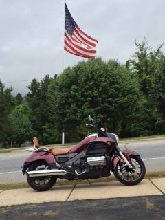 2014 Honda Gold Wing Valkyrie Cruiser Motorcycles Palmerton, PA