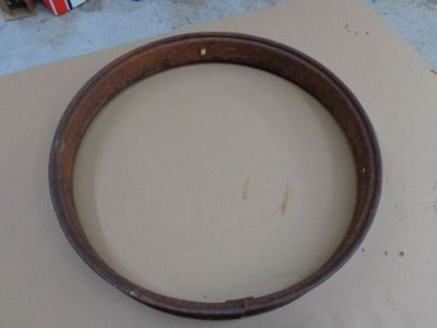 "Buy Antique Car 26"" Split Rim MT-127 motorcycle in Iola, Kansas, United States, for US $95.00"