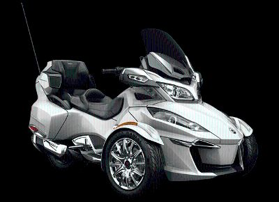2016 Can-Am Spyder RT Limited Trikes Motorcycles Lakeport, CA