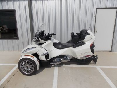 2014 Can-Am Spyder RT Limited Trikes Motorcycles Springtown, TX