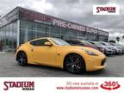 Used 2018 Nissan 370Z Coupe Chicane Yellow, 10.1K miles