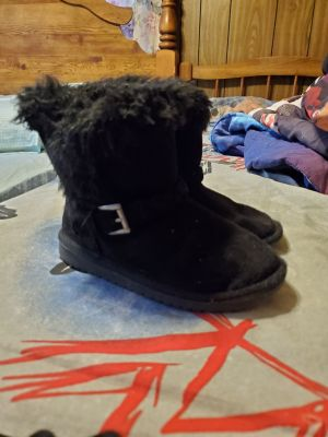 Toddler girls size 10 boots