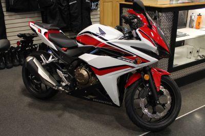 2018 Honda CBR500R ABS Sport Motorcycles Adams, MA