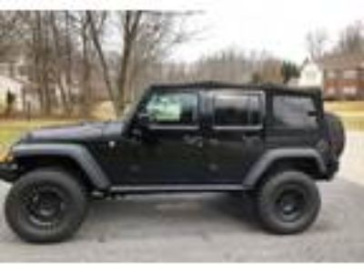 2016 Jeep Wrangler SUV in Edgewater, MD