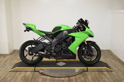 2008 Kawasaki Ninja ZX -10R SuperSport Motorcycles Wauconda, IL