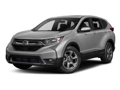 2017 Honda CR-V EX (Gray)