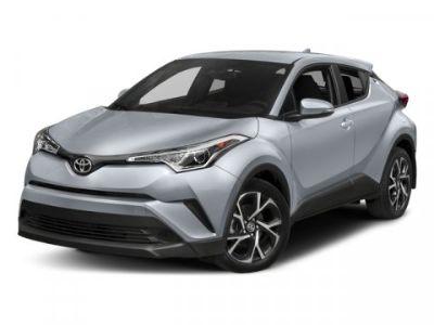 2018 Toyota C-HR XLE (SILVER KNOCKOUT METALLIC)