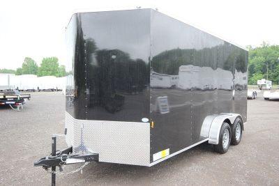2019 Continental Cargo NS Series 7 x 16ft Ramp Door Cargo Tr