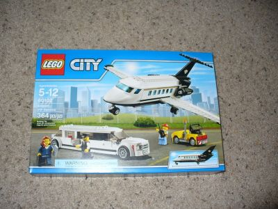 Lego City/Airport VIP service