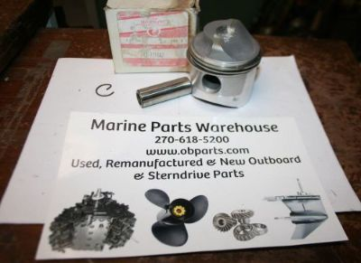 Buy new mercury outboard piston casting number 739 2776 motorcycle in Scottsville, Kentucky, United States, for US $29.99