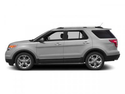 2013 Ford Explorer Limited (Ingot Silver Metallic)
