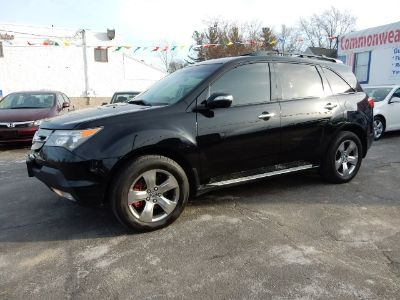 2007 Acura MDX Base (Formal Black)