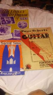 Sensational old song book / Spanish. Guitar lessons