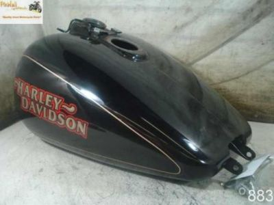 Buy 95-96 HARLEY DAVIDSON FXD Dyna FXDS Super Glide FUEL GAS PETRO TANK motorcycle in Massillon, Ohio, United States, for US $429.95