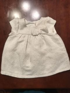 3-6 Month Cat and Jack Dress