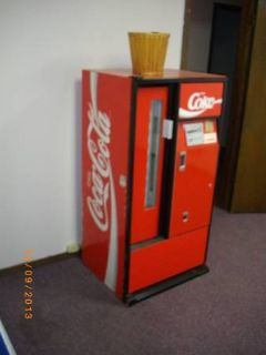 Coke Machine For Sale