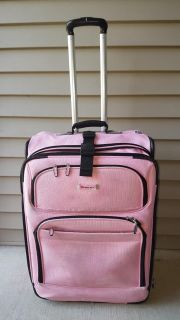 Delsey Light Weight Travel Luggage Suitcase