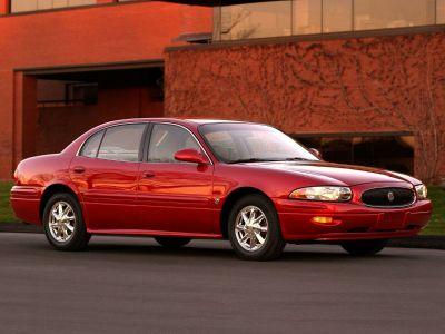 2004 Buick LeSabre Custom (Platinum Metallic)