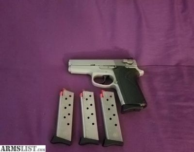 For Sale: Smith & Wesson 3913 9mm
