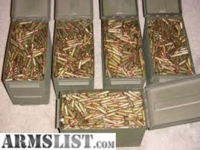 For Trade: 556 AMMO