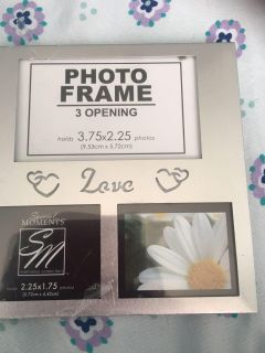 Picture frame new not opened