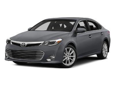 2015 Toyota Avalon XLE (Attitude Black)