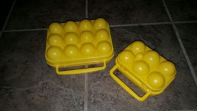 Camping Egg Carriers